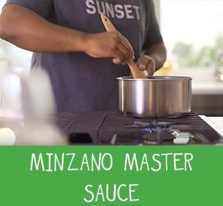 Minzano Sauce