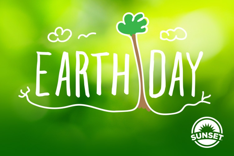 SUNSET® Earth Day