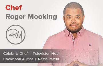 Chef Roger Mooking   Celebrity Chef   Television Host   Cookbook Author   Restaurateur