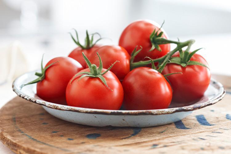 bowl of campari tomatoes