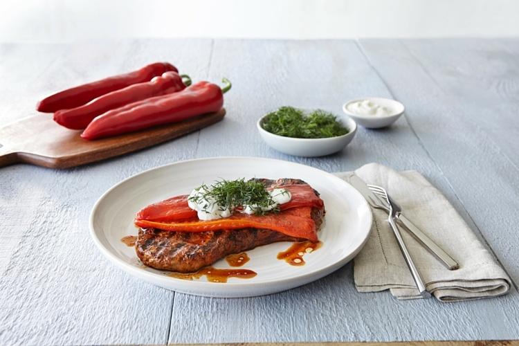 Grilled Pork Steaks with Roasted Sweet Peppers.jpg